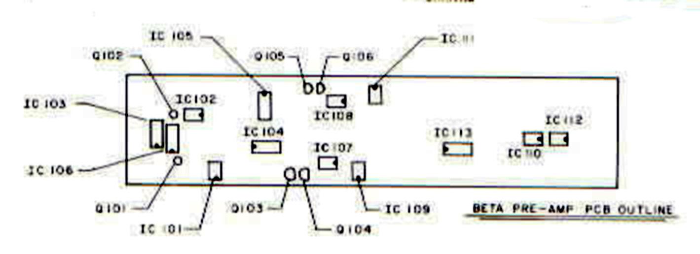 sunn amp schematic sunn beta lead resources viva analog  sunn beta lead resources viva analog